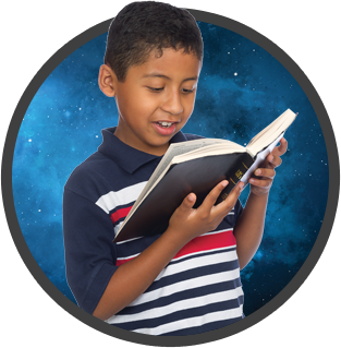 VBS 2018 Space Probe Scripture Memory