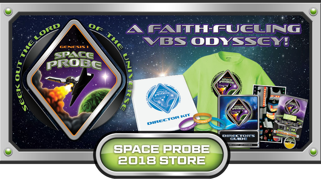 2018 Space Probe VBS